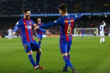 Lionel Messi Sets Another Record as Barcelona Sink Bilbao