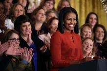 In Emotional Farewell Speech, Michelle Obama Praises Diversity