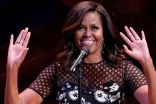 Michelle Obama Flaunting Her Natural Tresses Causes Internet Meltdown