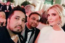 Mika Singh Attends Donald Trump's Pre-inaugural Dinner, See Photos