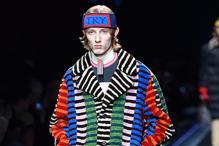 Colorful Patterns Dominate The Final Milan Men's Fashion Week Shows