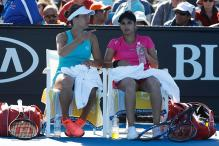 Australian Open 2017: Sania and Barbora Cruise Into Second Round