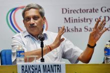 Parrikar Backs Army Chief's 'Harsh Action' Policy for Hurdle Creators in J&K