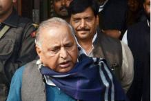 Mulayam Served With a Fine of Rs 4 Lakh by UP Power Department