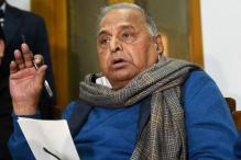 Mulayam Assails SP-Congress Alliance, Says Will Not Campaign