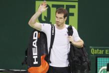 Andy Murray Left Out of Britain's Davis Cup Team