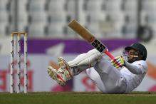 Hospital Clears Bangladesh Skipper Mushfiqur After Head Blow