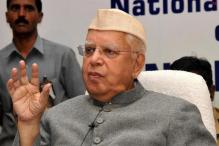 Veteran Congressman ND Tiwari May Join BJP For Son's Sake