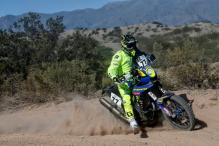 Dakar 2017: TVS Sherco's Aravind KP Out of Running, Joan Pedrero Holding Strong