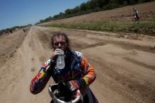 Dakar 2017: Motorcycle Champion Toby Price Out With Broken Leg