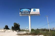 Ford Plant Turns 'Cemetery' As Donald Trump Wrenches Mexican Autos