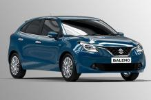Maruti Suzuki Baleno With Lamborghini Style Doors, Yes It Exists