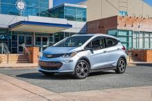 Chevrolet Bolt Gets Top Car Award at North American International Auto Show