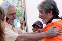 Om Puri May You Remain With Your Ever-Infectious Smile: Amitabh Bachchan