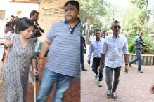 Nandita Puri, Prakash Jha Pay Their Last Respects to Om Puri