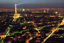 Olympics Candidate Paris Boosts Funds For Eiffel Tower Upgrade