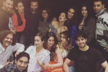 Kareena Kapoor, Alia Bhatt, Siddharth Malhotra Party With Karan Johar