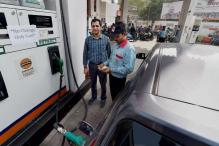 Petrol Price Hiked by Rs 1.39 Per Litre, Diesel up by Rs 1.04