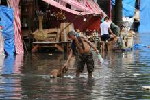 Thousands Evacuated as Storm Hits Southern Philippines