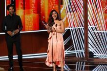 Priyanka Chopra Thanks Quantico Crew For People's Choice Award