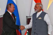 Russian President Putin Greets PM Modi on Republic Day