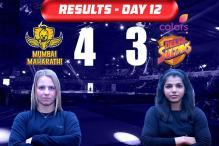 PWL 2017: Mumbai Maharathi Beat Delhi Sultans 4-3, Enter Semifinals