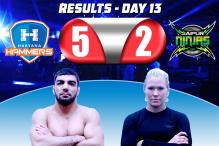PWL 2017: Haryana Hammers Beat Jaipur Ninjas 5-2 to Enter Semifinals