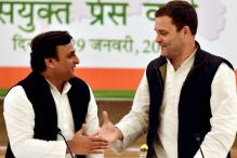 Why the Akhilesh-Rahul Alliance Lacks the Punch of Nitish-Lalu Combo