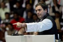 Rahul Gandhi Says Modi Govt Trying to Divert Attention From GDP Failure