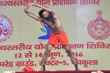 Baba Ramdev Challenges Beijing Olympic Medallist for Wrestling Bout