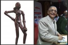 Why Can't Indus Dancing Girl be Goddess Parvati, Asks ICHR Head