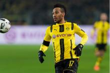 Real Madrid Coach Zidane Rules Out Signing Aubameyang