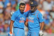 Dhoni's Decision to Make Me Open Was Career Changing: Rohit