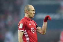 Arjen Robben Extends Bayern Munich Contract to 2018