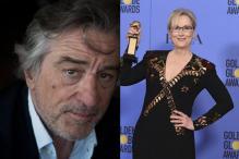 Robert De Niro Pens a Supportive Letter To Meryl Streep