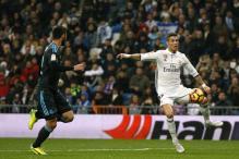 Cristiano Ronaldo Powers Real Madrid to Win Even As La Liga Rivals Falter