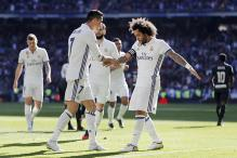Ronaldo Scores as Record-Equalling Real Madrid Demolish Granada