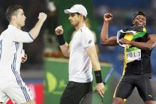 Ronaldo, Usain Bolt, Andy Murray in Contention for Top Laureus Award