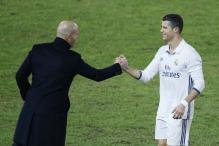 Cristiano Ronaldo Will Always be Criticised: Zinedine Zidane