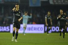 Real Madrid Fall to Celta Vigo in Copa del Rey Quarters