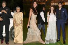 Katrina, Alia, Sidharth: Stars Brighten Up Ronnie Scewvala's Daughter's Wedding Reception