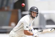 Neil Broom Replaces Injured Ross Taylor For Second South Africa Test