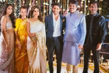 Samantha Prabhu's Engagement Sari Has A Story Of Its Own To Tell