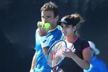 Australian Open 2017: Sania Mirza Enters Mixed Doubles Quarters