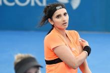 Sania Mirza Slams Media for Focusing on Tax Notice and Not Her Play