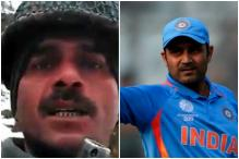 Virender Sehwag Wins Hearts With His Tweet In Support Of Indian Soldiers
