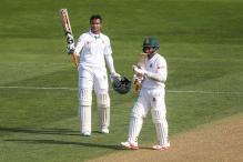 2nd Test: Shakib Slams Ton As Bangladesh Build Healthy Lead