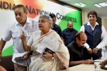 With Congress 'Eyeing' Alliance With Akhilesh, Sheila Wants to Opt Out