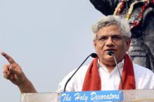 Sitaram Yechury Not to Seek Re-Election to Rajya Sabha