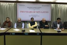 No Kind Words for Niti Aayog at Review Meet Held by Swadeshi Jagran Manch